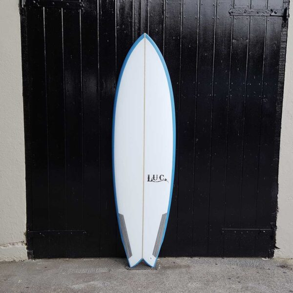 fish surfboard