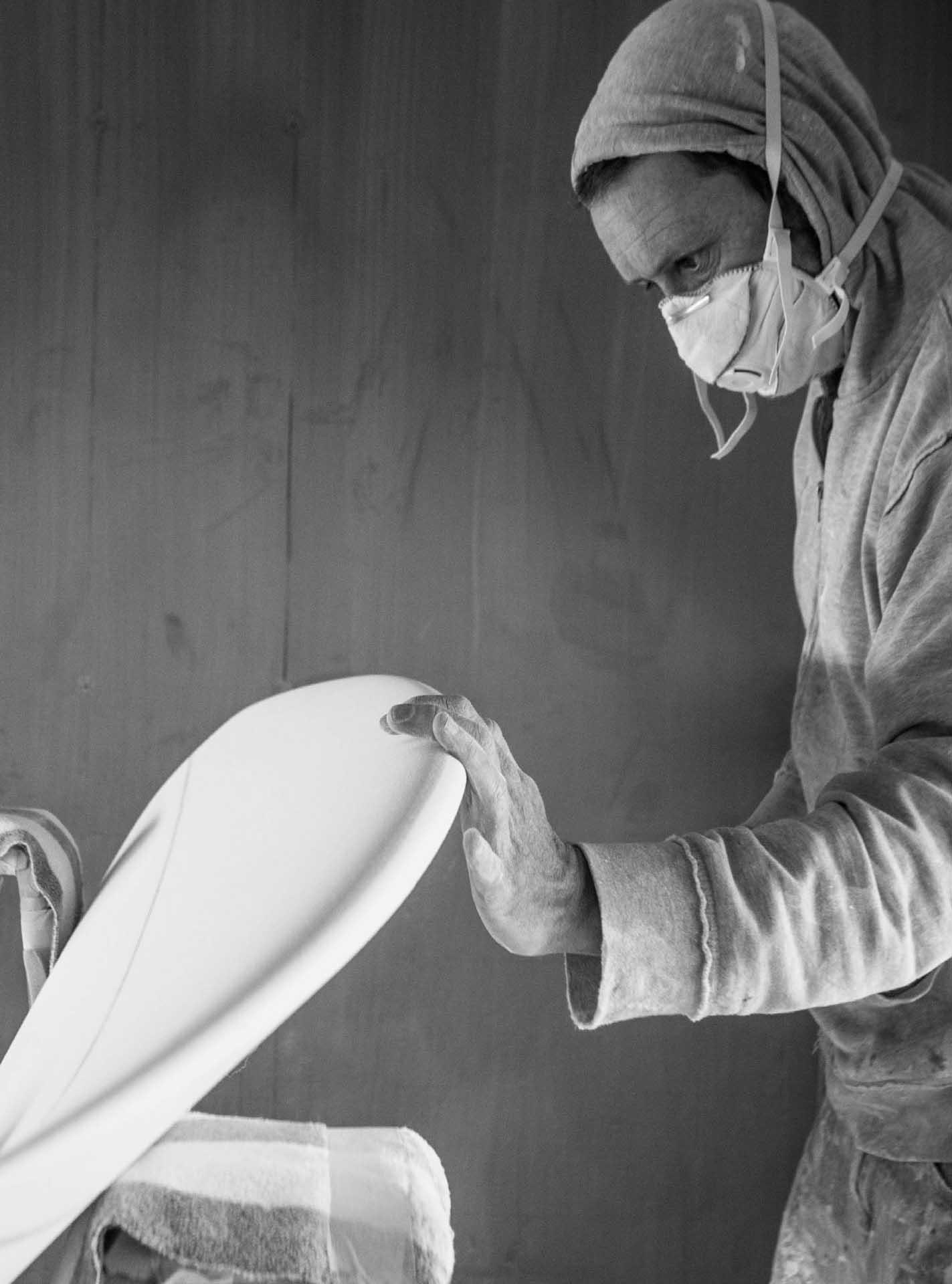 Luke Underwood Creations Surfboards