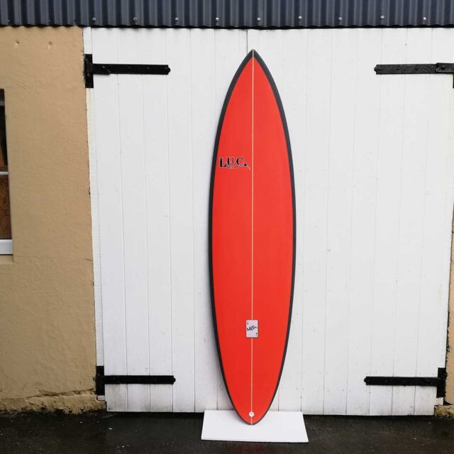 chaser step up surfboard