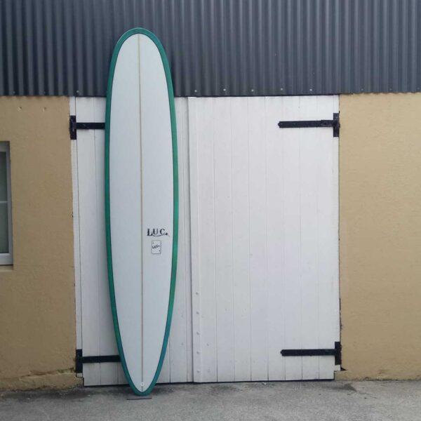 performance longboard surfboard