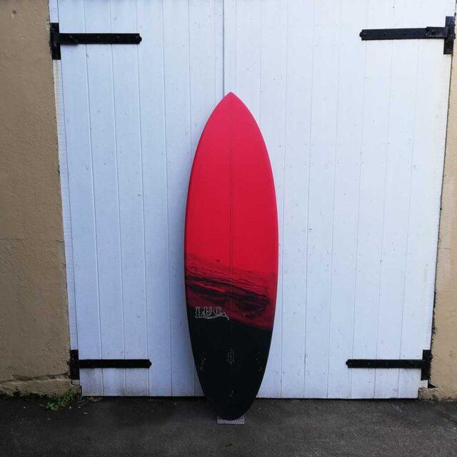 performance surfboard